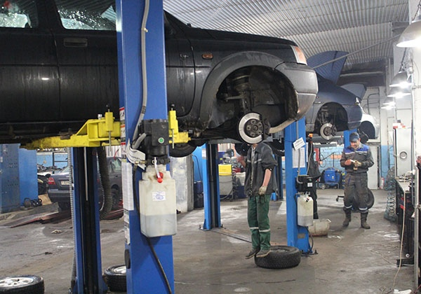 Running autoservice in Sharjah :: Business for sale UAE